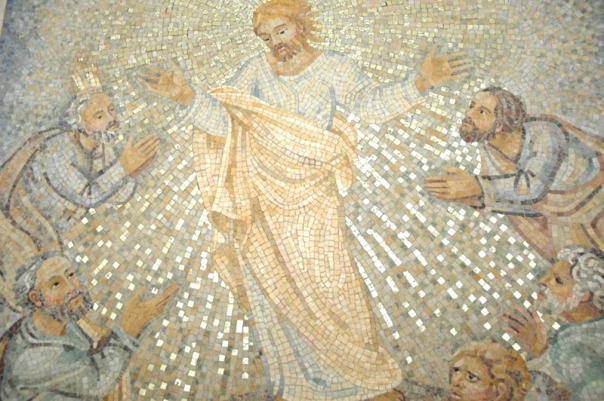 transfiguration-mosiac